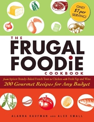 Giveaway: The Frugal Foodie Cookbook
